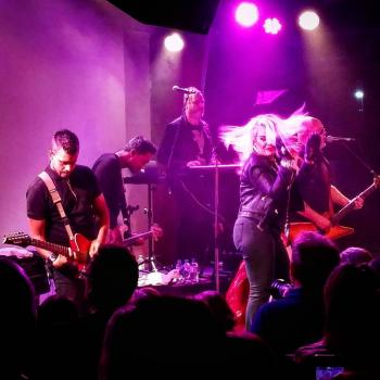 Kim Wilde live at The Gov, Adelaide (Australia), November 8, 2016