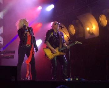 Kim Wilde live at Temple Island Meadows, Henley-on-Thames (UK), August 20, 2017