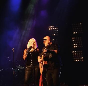 Kim Wilde live at Hedon, Zwolle (Netherlands), November 10, 2017