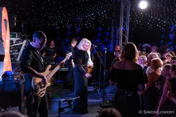 Kim Wilde live at Knebworth House, Knebworth (UK), November 25, 2017