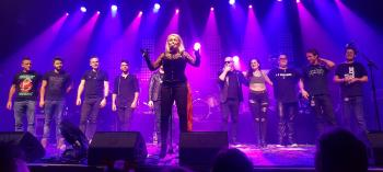 Kim Wilde live at O2 Ritz, Manchester (UK), December 22, 2017