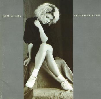 'Another step' 1987 album sleeve
