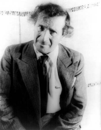 Marc Chagall in July 1941