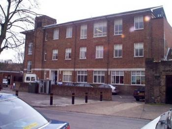 Chiswick Maternity Hospital in the 1980's