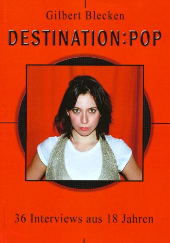 'Destination pop' book cover