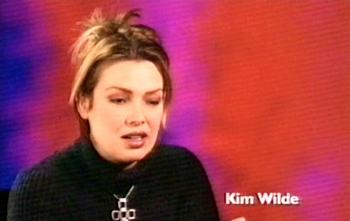 Kim in I love 1981, BBC (UK), January 20, 2001