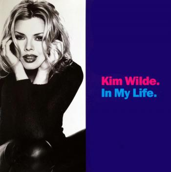 'In my life' single sleeve