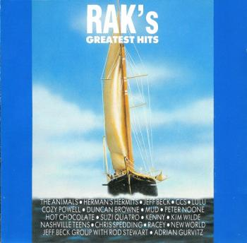 Cover of a compilation CD released in 1991