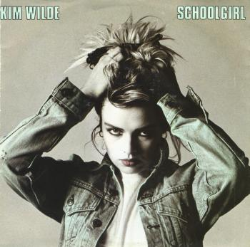 'Schoolgirl' single sleeve