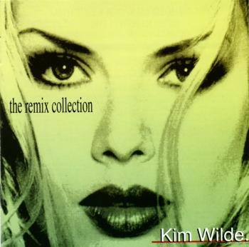 'The remix collection' album cover
