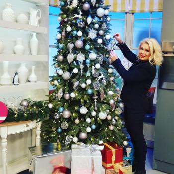 2015: Christmas at ITV's talkshow Lorraine