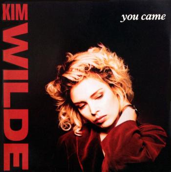 'You came' single sleeve