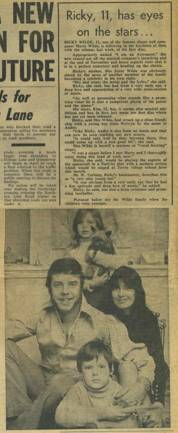 Welwyn Times (UK), December 8, 1972
