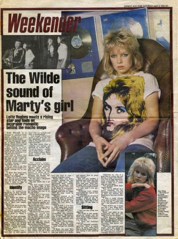 Express and Star (UK), May 2, 1981