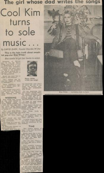 The Herald Sun (Australia), July 31, 1981