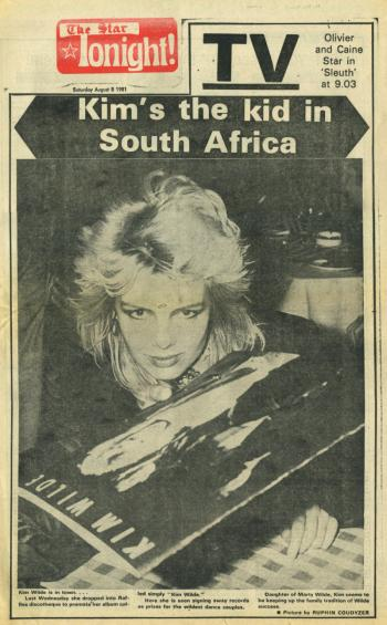 The Star (South Africa), August 8, 1981