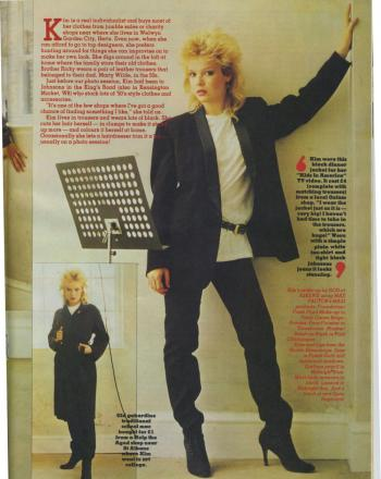 Love affair (UK), September 5, 1981