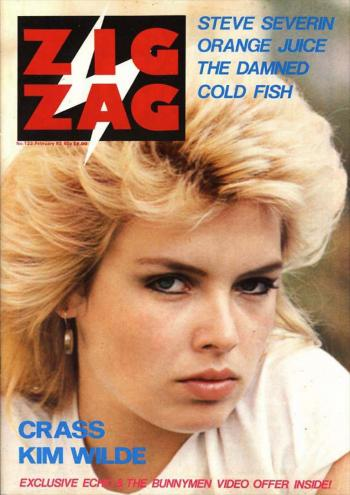 ZigZag (UK), February 1982