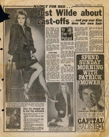 Sunday Mirror (UK), March 14, 1982