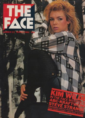 The Face (UK), March 1982