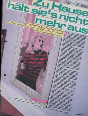 Bravo (Germany), May 27, 1982