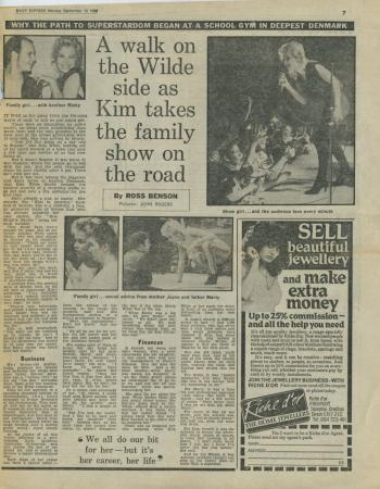 Daily Express (UK), September 13, 1982