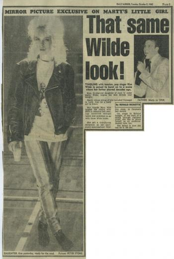 Daily Mirror (UK), October 5, 1982