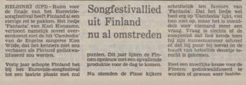 Trouw (Netherlands), February 15, 1983