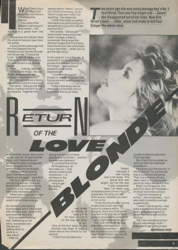 No. 1 (UK), July 16, 1983