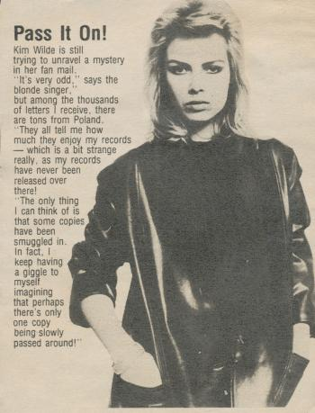 Jackie (UK), October 15, 1983