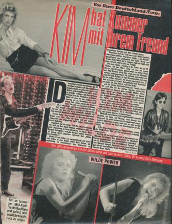 Bravo (Germany), December 1, 1983