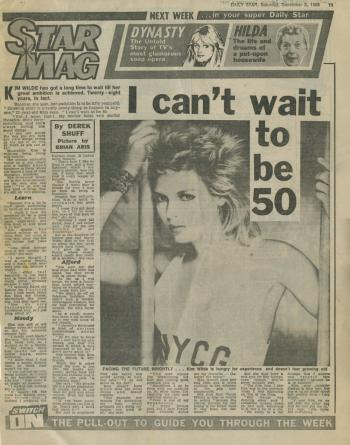 Daily Star (UK), December 3, 1983