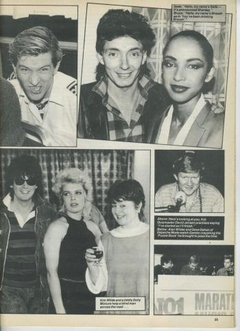 No. 1 (UK), May 5, 1984