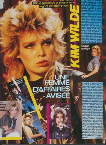 OK! (France), March 25, 1985