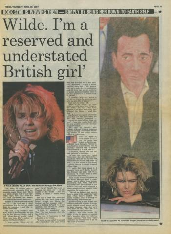 Today (UK), April 30, 1987