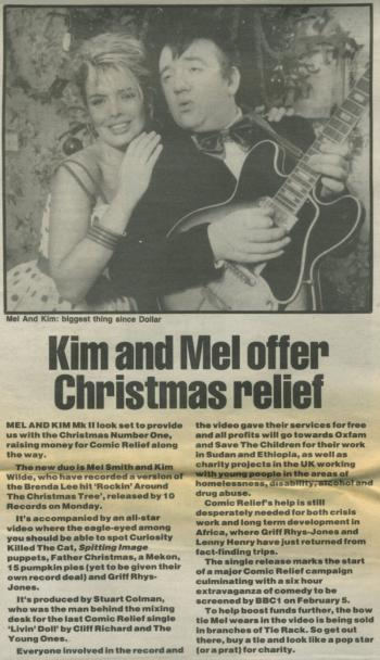 New Musical Express (UK), November 21, 1987