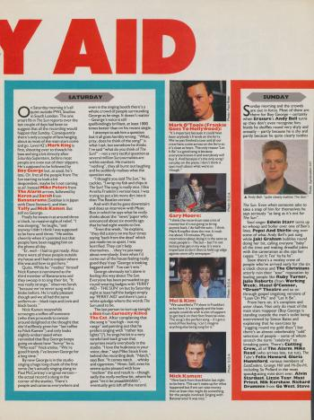 Smash Hits (UK), 1987