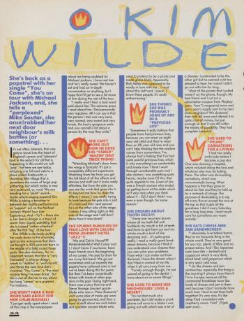 Smash Hits (UK), July 27, 1988