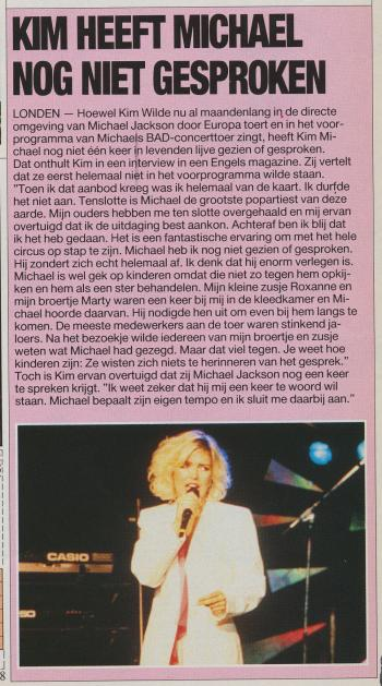 Veronica (Netherlands), September 10, 1988