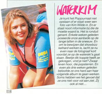 Veronica (Netherlands), March 23, 1991