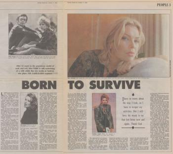 Sunday Herald Sun (Australia), October 17, 1993