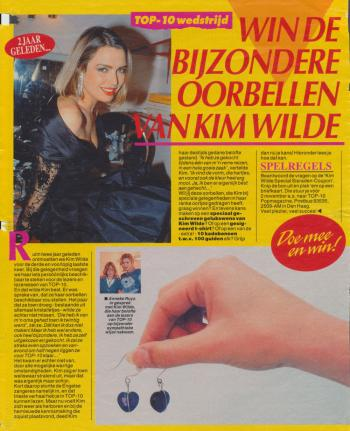 Top 10 (Netherlands), October 1993