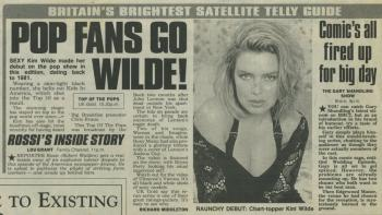 Daily Star (UK), September 23, 1994
