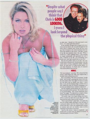 Sunday - News of the world magazine (UK), November 29, 1995