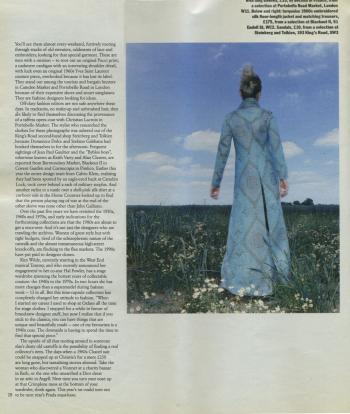 Sunday Times Magazine (UK), July 14, 1996