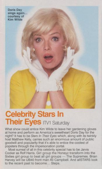 Total TV (UK), August 17, 2002