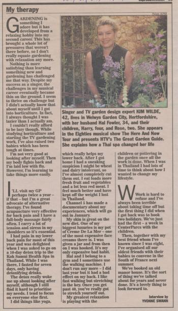 Daily Express (UK), December 23, 2002