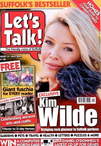Let's Talk! (UK), May 2004