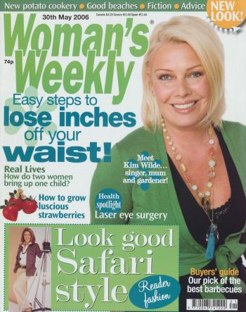 Woman's weekly (UK), May 23, 2006