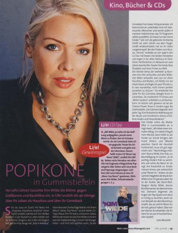 Life! Magazine (Germany), October 2006